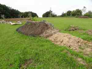 NBGW Hugel Mound