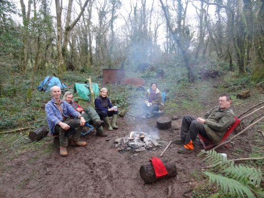 Jan Coppice 2016 Round the fire